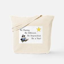 Be Daring ... Be A Star Tote Bag