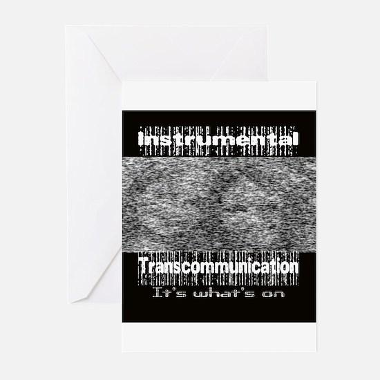 ITC Instrumental TransCommuni Greeting Cards (Pack