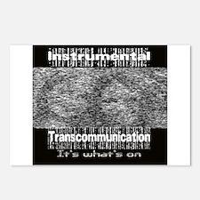 ITC Instrumental TransCommuni Postcards (Package o