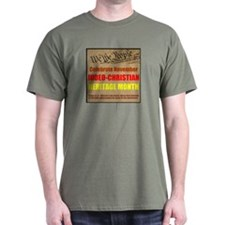 Heritage Month T-Shirt