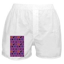 Halloween mixed pattern Boxer Shorts