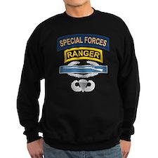 SF Ranger CIB Airborne Sweatshirt
