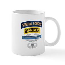 SF Ranger CIB Airborne Mug