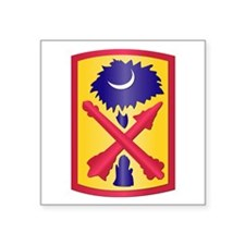 "SSI - 263rd ADAB Square Sticker 3"" x 3"""