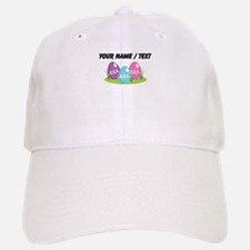 Custom Easter Eggs Baseball Baseball Cap