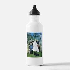 Henri Rousseau - The W Water Bottle