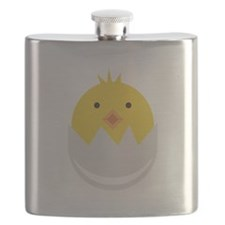Baby Chick Flask
