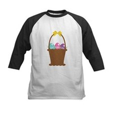 Easter Basket Baseball Jersey
