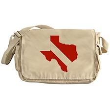 Texas Diver Messenger Bag