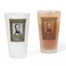 William Tecumseh Sherman Drinking Glass