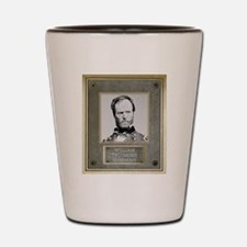 William Tecumseh Sherman Shot Glass