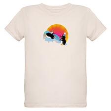Penguins Sliding T-Shirt