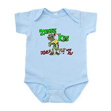 Zombie kids Infant Bodysuit