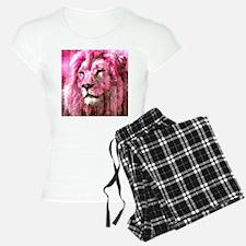Lion On wood Pajamas