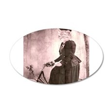 afternoon ride Wall Decal