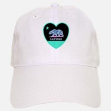 Love California - Bright Baseball Baseball Baseball Cap