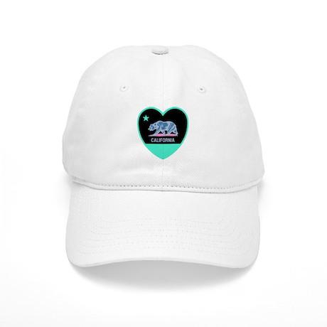 Love California - Bright Baseball Cap