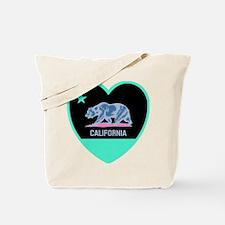 Love California - Bright Tote Bag