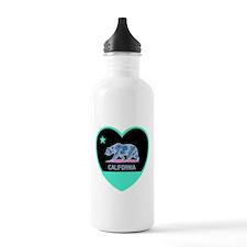 Love California - Bright Water Bottle