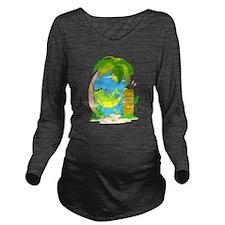 ScannedImage-15.png Long Sleeve Maternity T-Shirt
