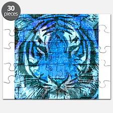 Blue Cat Puzzle