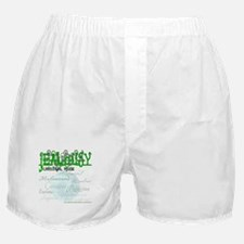 Invidia - Envy / Jealousy Boxer Shorts