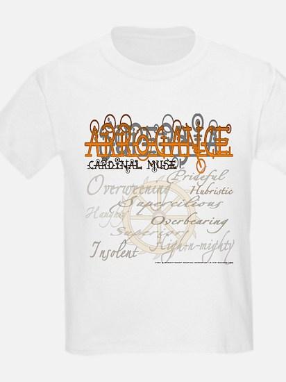 Superbia - Pride / Arrogance T-Shirt for T-Shirt