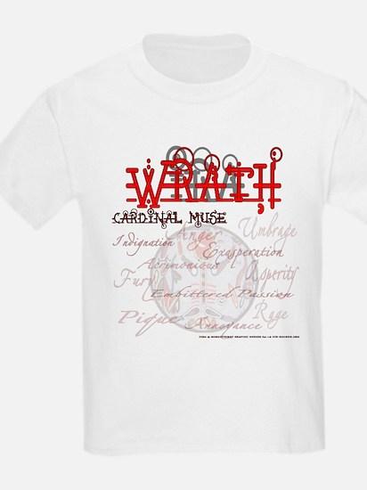 Ira - Anger / Wrath T-Shirt for T-Shirt