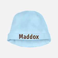 Maddox Fall Leaves baby hat
