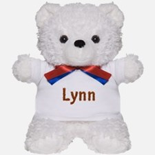 Lynn Fall Leaves Teddy Bear