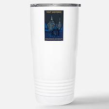 Visit Miskatonic Travel Mug