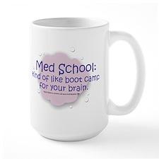 Med School Boot Camp Mug