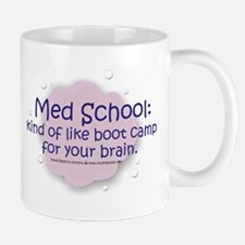Med School Boot Camp Mug