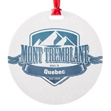 Mont Tremblant Quebec Ski Resort 1 Ornament