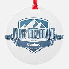 Mont Tremblant Quebec Ski Resort 1 Ornament