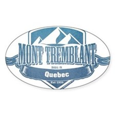 Mont Tremblant Quebec Ski Resort 1 Decal