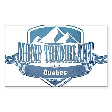 Mont Tremblant Quebec Ski Resort 1 Sticker