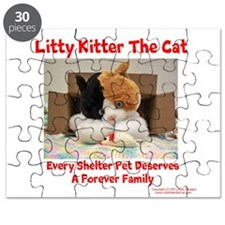 Litty Kitter - Shelter Pet Puzzle