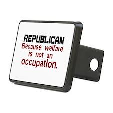 Republican Hitch Cover