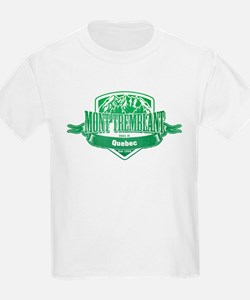 Mont Tremblant Quebec Ski Resort 3 T-Shirt