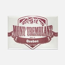 Mont Tremblant Quebec Ski Resort 2 Magnets