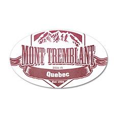 Mont Tremblant Quebec Ski Resort 2 Wall Sticker