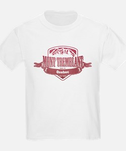 Mont Tremblant Quebec Ski Resort 2 T-Shirt