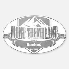 Mont Tremblant Quebec Ski Resort 5 Decal