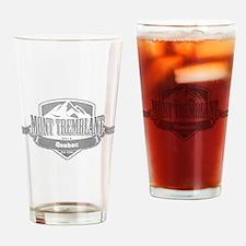 Mont Tremblant Quebec Ski Resort 5 Drinking Glass