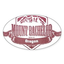 Mount Bachelor Oregon Ski Resort 2 Decal