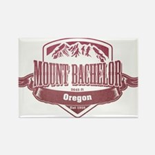Mount Bachelor Oregon Ski Resort 2 Magnets