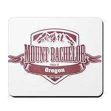 Mount Bachelor Oregon Ski Resort 2 Mousepad