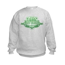 Mount Bachelor Oregon Ski Resort 3 Sweatshirt