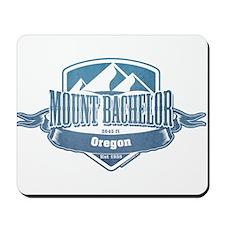 Mount Bachelor Oregon Ski Resort 1 Mousepad